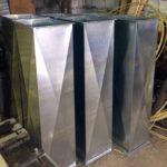 Готовые вентиляционные каналы прямоугольного сечения