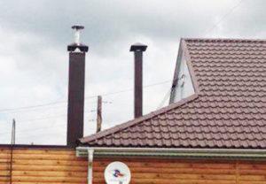 Раздельные дымоотводы в частном доме