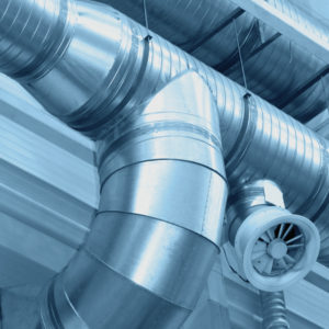 Монтаж систем вентиляции зданий и помещений.